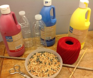 Birdfeeder Supplies