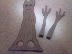 Groot and Arms